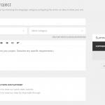 TextMaster new project
