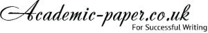 Academic Paper Logo
