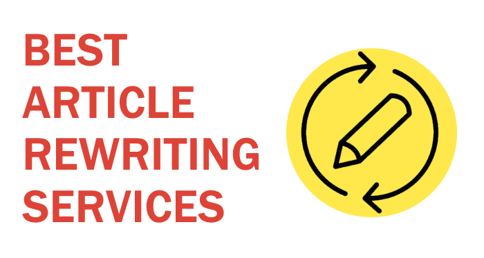 Best Article Rewriting Service