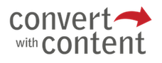 Convert with Content Logo