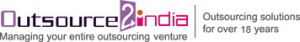 Outsource2India logo