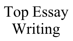 Top Essay Writing Logo
