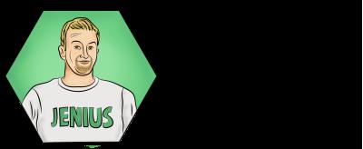 The Jenius Review Badge