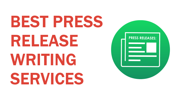 Top Press Release Writing Services