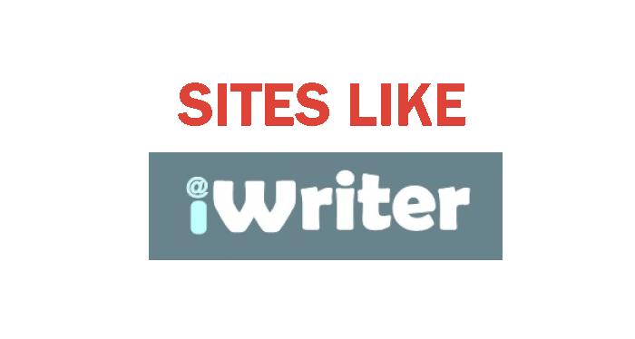 Websites Like iWriter
