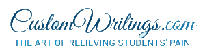 CustomWritings Logo