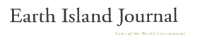 Earth Island Journal logo