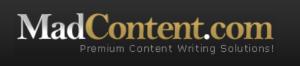 MadContent Logo