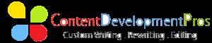 ContentDevelopmentPros logo