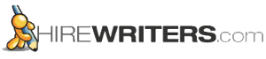 Hirewriters logo