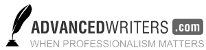 AdvancedWriters logo