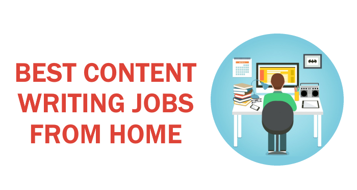 Best Content Writing Jobs