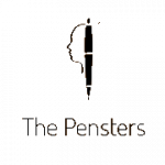 The pensters logo