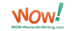 Wow! Women on Writing logo