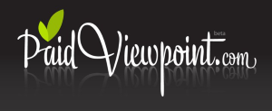 PaidViewpoints logo