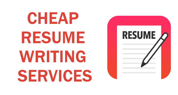 Cheapest Resume Writing Services.