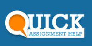 Quickassignmenthelp logo