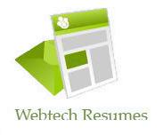 WebTechResume logo