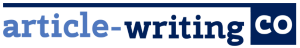 article-writing logo