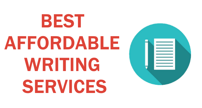 Best Affordable Writing Services
