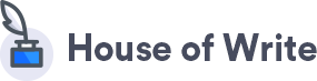 House of Write logo